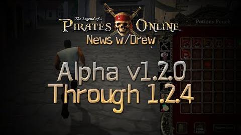 TLOPO News w Drew Alpha v1.2.0-v1.2