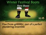 Winter Festival BootsM