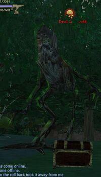 Devil root loot