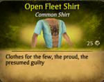 OpenFleetShirtM