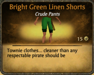 File:Bright Green Linen Shorts.png