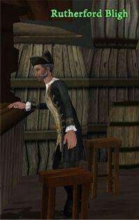 Rutherford Bligh