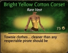 File:Bright yellow cotton corset.jpg