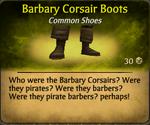 Corsair boots