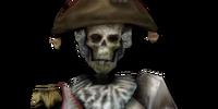 French Undead Lieutenant