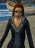 Portrait Shipwright Rose Seafellow
