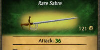 Holy Sabre