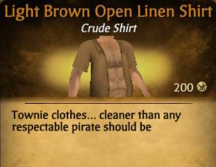 File:Light Brown Open Linen Shirt.jpg
