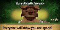 Ruby Lip Ring