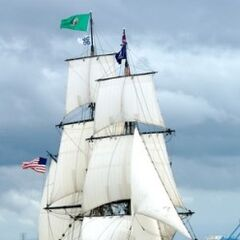 The Lady Washington