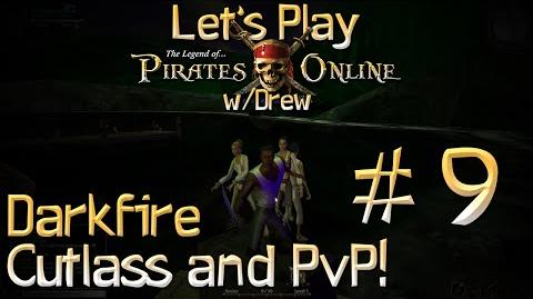 Let's Play TLOPO w Drew - 9 Darkfire Cutlass and PvP!