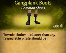 F Gangplank Boots