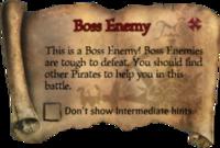 Scroll BossEnemy