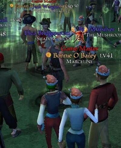 Boot Camp Bonnie