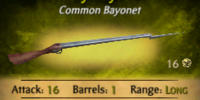 Rusty Bayonet