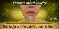 Silver Lip Spike