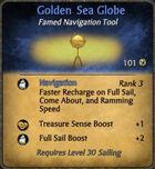 GoldenSeaGlobe