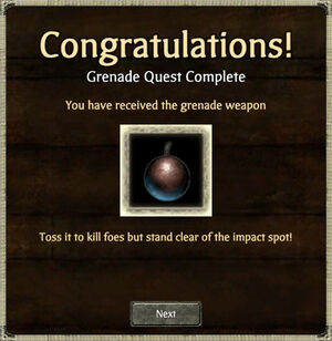 GrenadeQuestComplete