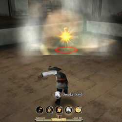 Grenade smoke bomb 1
