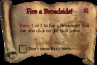 Scroll FireaBroadside