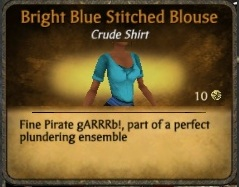 File:Bright blue stitched blouse.jpg