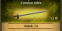 Sharp Sabre