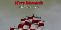 Navy Monarch