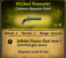 Wicked Repeater