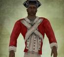 Lt. Commander Lawrence Arnot