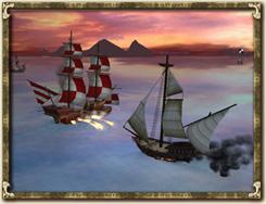 Ultimate Ship Battle 4