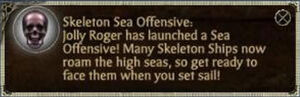 Skeleton Sea Offensive