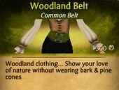 Woodland Belt