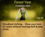 F Forest Vest