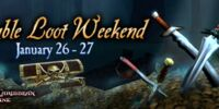 Double Loot Weekend