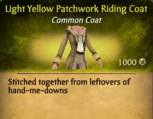 File:Light Yellow Patchwork Riding Coat.jpg