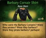 Corsair shirt