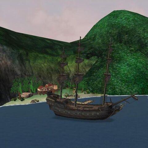 File:Black pearl at harbor side.jpg