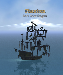 Phantom clearer