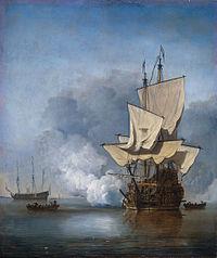 File:200px-Het Kanonschot - Canon fired (Willem van de Velde II, 1707).jpg