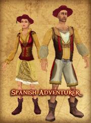 Spanish-adventurer