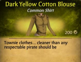 File:Dark Yellow Cotton Blouse.jpg