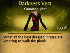 F Darkness Vest