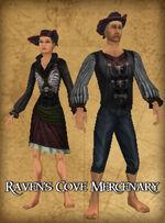 Ravens cove mercenary