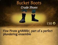 Bucket Boots
