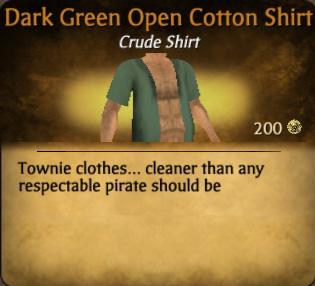 File:Dark Green Open Cotton Shirt.jpg