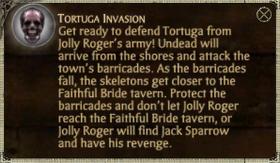 TortugaInvasion