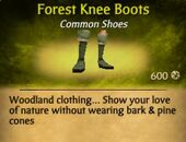 Forest Knee Boots