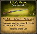 Sailors Musket 2010-12-18