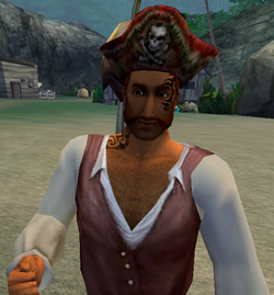 Davy Doubloon