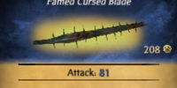 Razortooth Sword